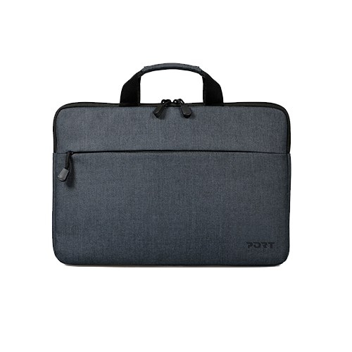 "PORT Designs Belize Top loading bag 13"" Grey"