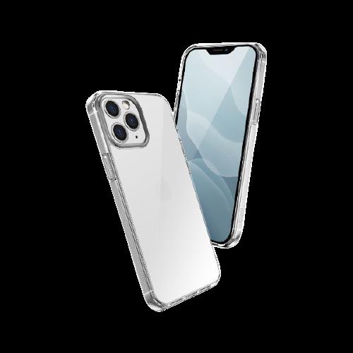 UNIQ HYBRID IPHONE 12 PRO MAX (2020) LIFEPRO XTREME ANTIMICROBIAL - CRYSTAL (CLEAR)