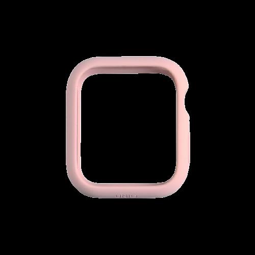 Uniq Lino Watch Case for Apple Watch 40MM-Blush(pink)